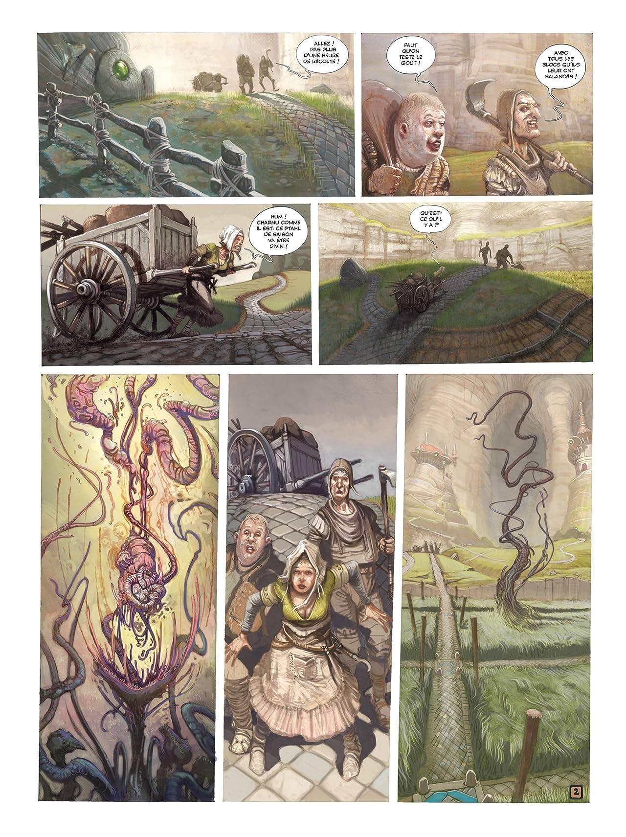 Thorinth Vol. 4: L'Impératrice verticale