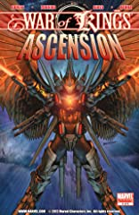 War of Kings: Ascension #4