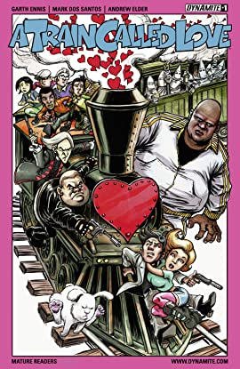 A Train Called Love #1: Digital Exclusive Edition