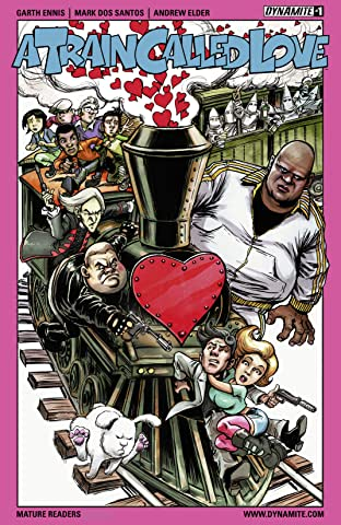 A Train Called Love No.1: Digital Exclusive Edition