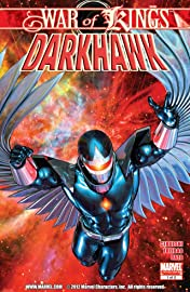 War of Kings: Darkhawk #1 (of 2)