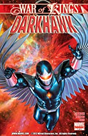 War of Kings: Darkhawk #1 (of 2)