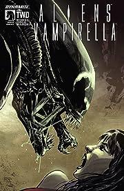 Aliens/Vampirella #2 (of 6): Digital Exclusive Edition