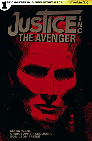 Justice, Inc.: The Avenger #5: Digital Exclusive Edition