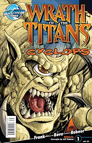Wrath of the Titans: Cyclops