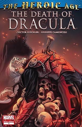 Death of Dracula #1