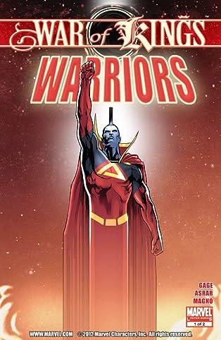 War of Kings: Warriors #1 (of 2)