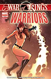 War of Kings: Warriors #2 (of 2)