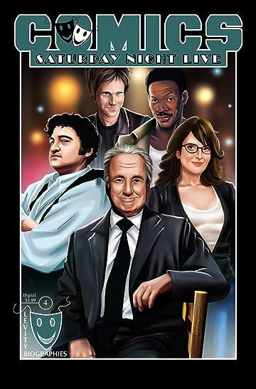 Comics #4: Saturday Night Live