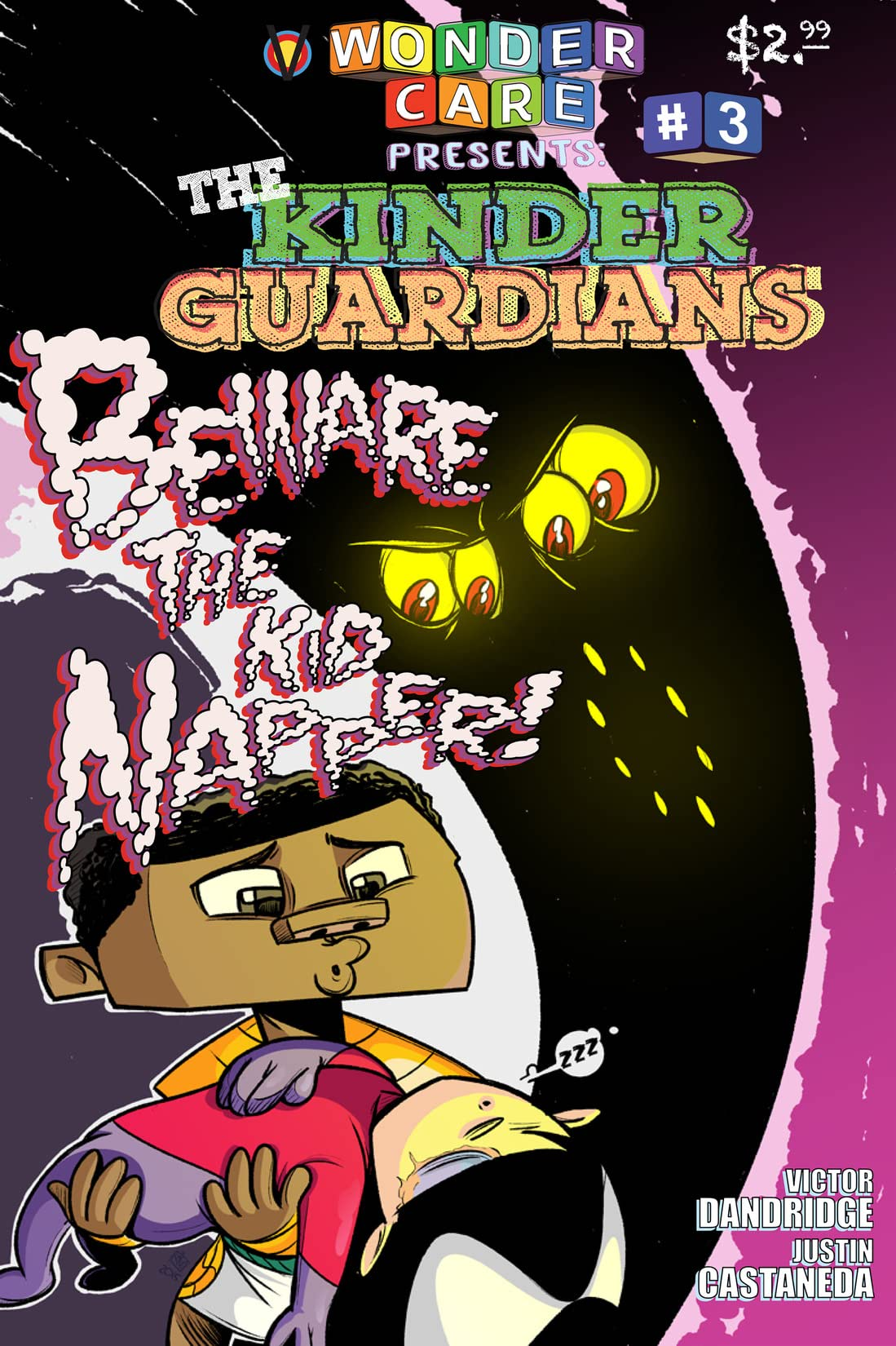 Wonder Care Presents: The Kinder Guardians #3