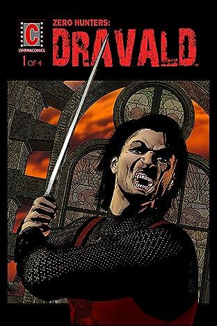 Zero Hunters: Dravald #1
