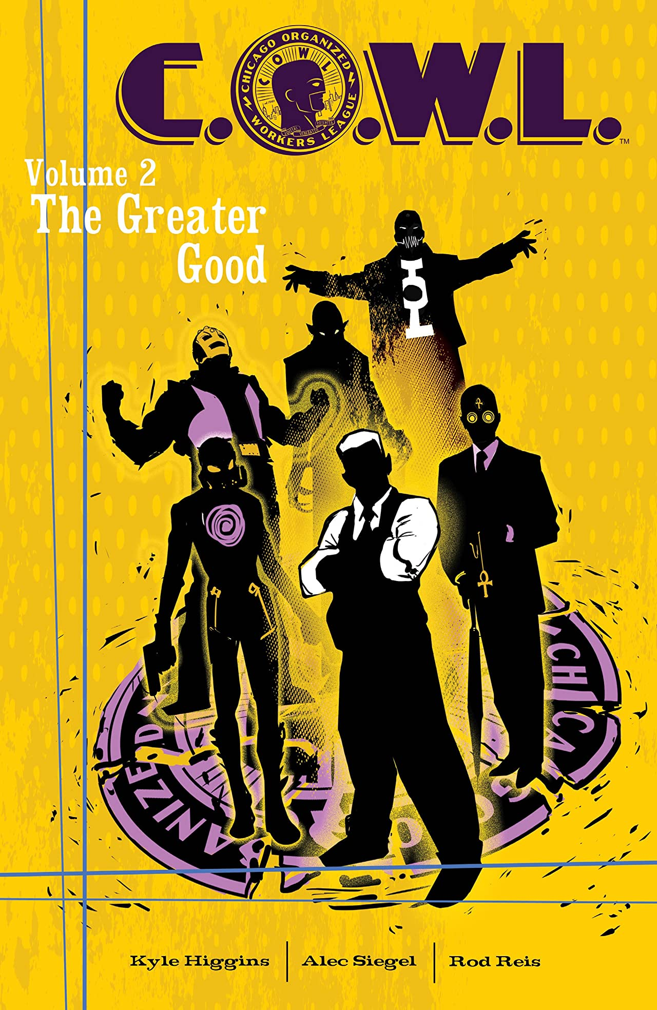 C.O.W.L. Vol. 2: The Greater Good