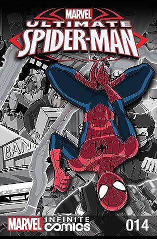 Ultimate Spider-Man Infinite Comic #14