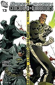 Green Lantern: Emerald Warriors #13