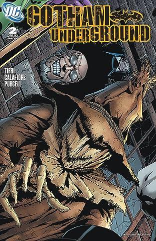 Gotham Underground (2007-2008) #2