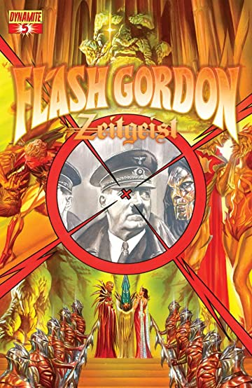 Flash Gordon: Zeitgeist #5