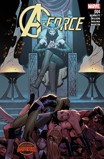A-Force (2015) #4