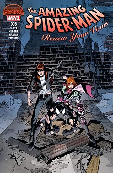 Amazing Spider-Man: Renew Your Vows (2015) #5