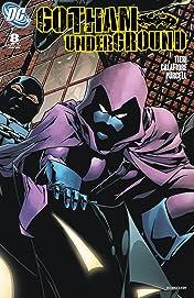 Gotham Underground (2007-2008) #8