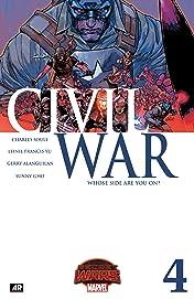 Civil War (2015) #4