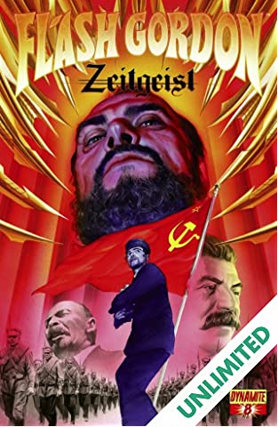 Flash Gordon: Zeitgeist #8