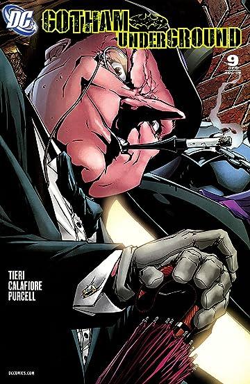 Gotham Underground (2007-2008) #9