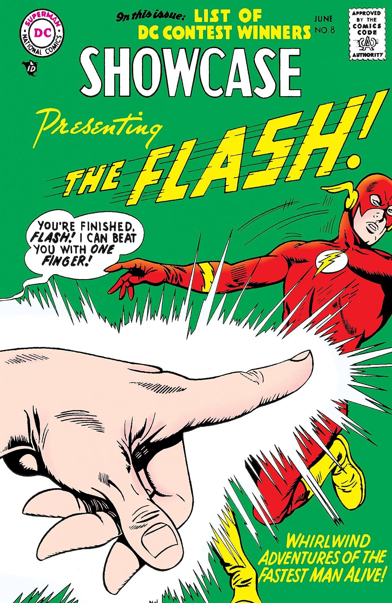Showcase (1956-1978) #8