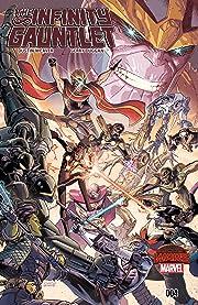 Infinity Gauntlet (2015) No.4