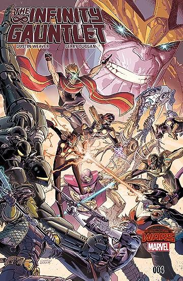 Infinity Gauntlet (2015) #4