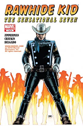 The Rawhide Kid (2010) #1 (of 4)