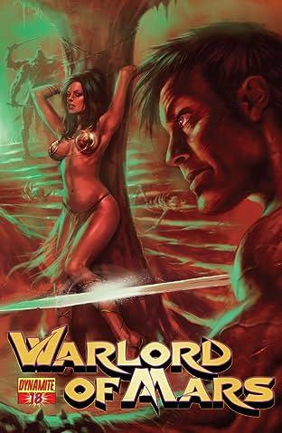 Warlord of Mars #18