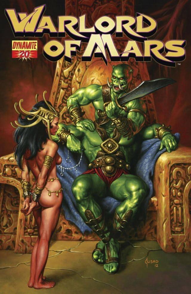 Warlord of Mars #20