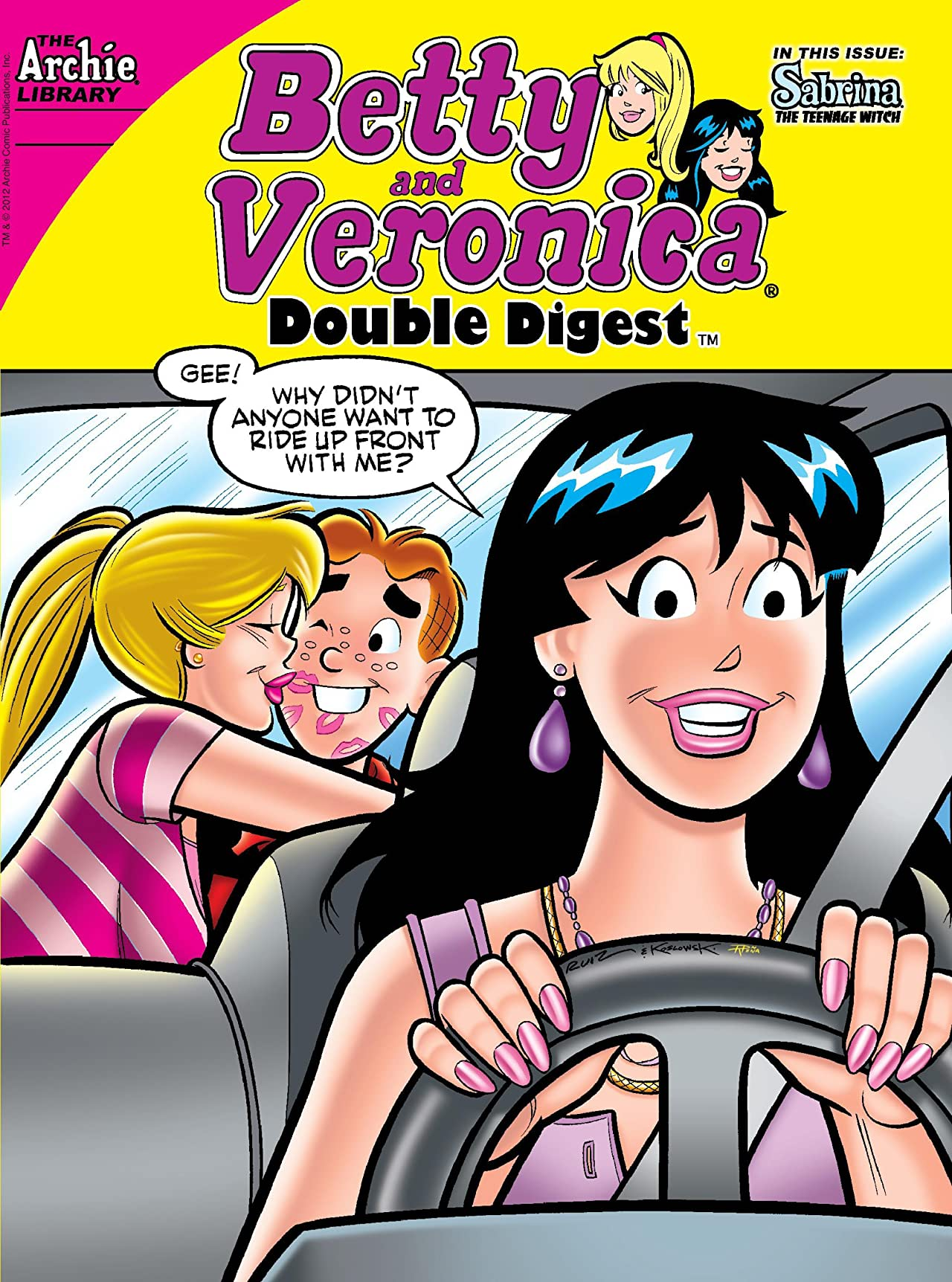 Betty & Veronica Double Digest #202