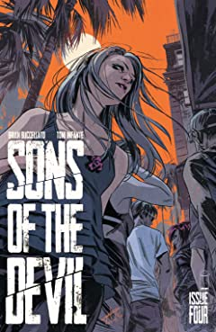 Sons Of The Devil No.4