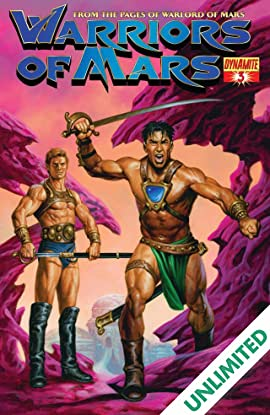 Warriors of Mars #3