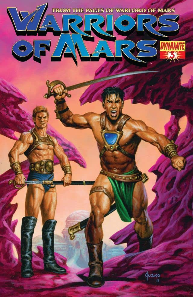 Warriors of Mars #3