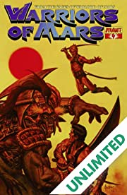 Warriors of Mars #4