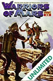 Warriors of Mars #5