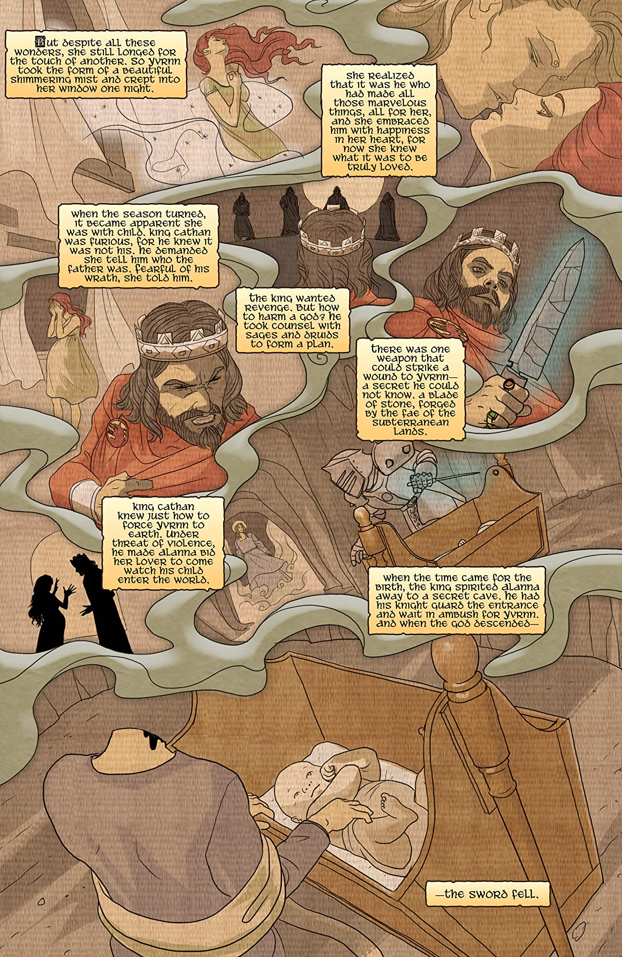 The Dead God: The Graphic Novel