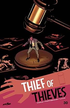 Thief of Thieves #30