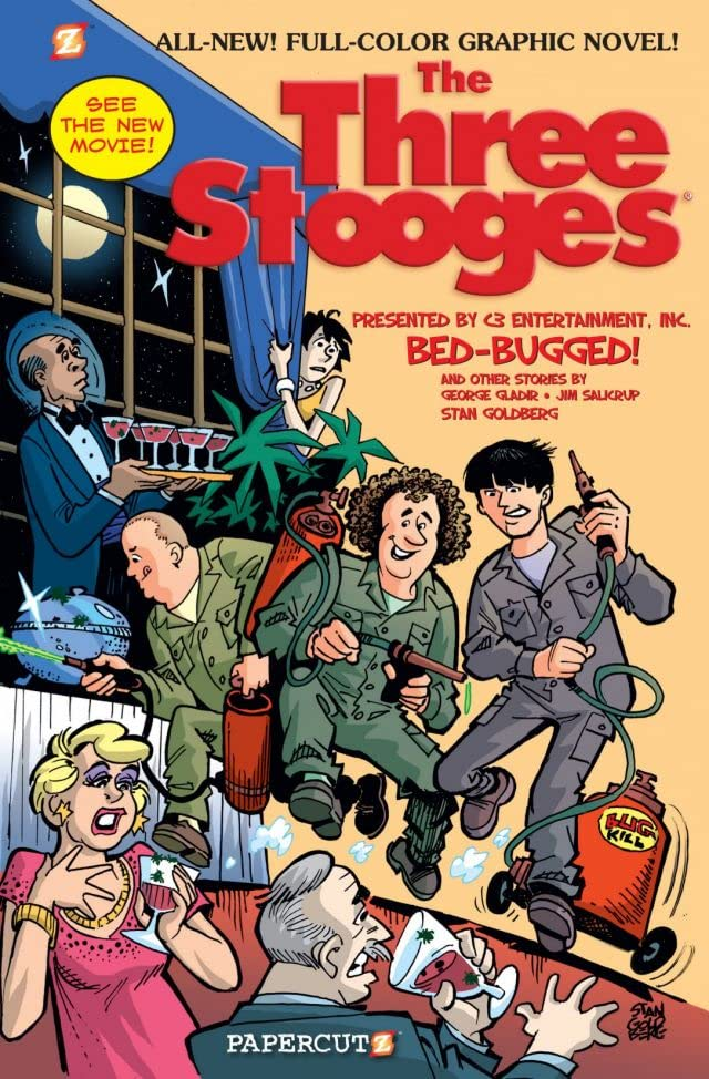 The Three Stooges Vol. 1: Bed Bugged Preview