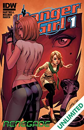 Danger Girl: Renegade #1 (of 4)