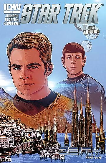 Star Trek (2011-2016) #49