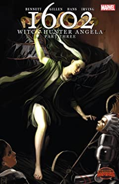 1602: Witch Hunter Angela (2015) No.3