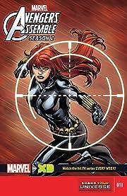 Marvel Universe Avengers Assemble Season Two (2014-2016) #11