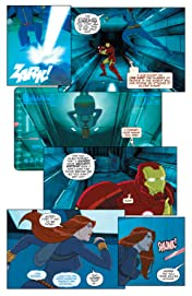 Marvel Universe Avengers Assemble Season Two (2014-2016) #11