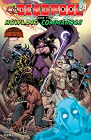 Mrs. Deadpool and the Howling Commandos (2015) #4
