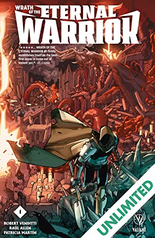 Wrath of the Eternal Warrior #1: Digital Exclusives Edition