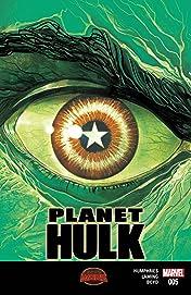 Planet Hulk (2015) #5