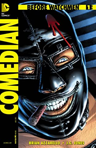 Before Watchmen: Comedian #1 (of 6)